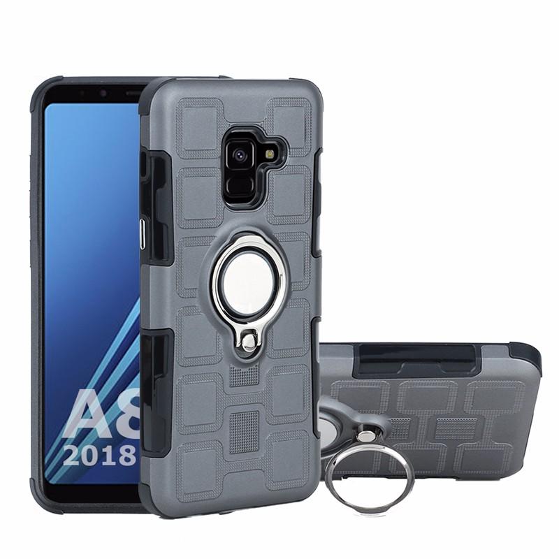 SHS серый Samsung Galaxy A8 Plus A8 Plus 2018 shuangye a8 36v