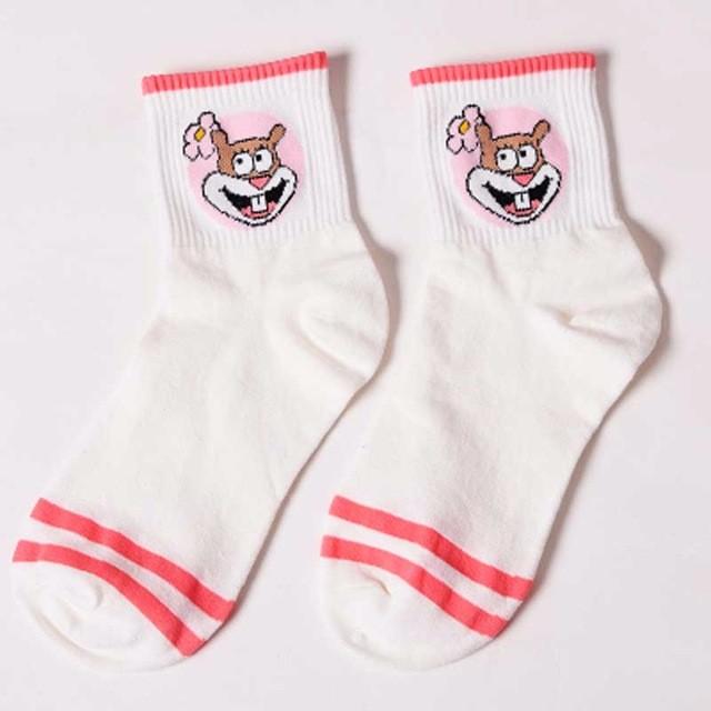 Sisjuly 2 Свободно носки hummel носки ankle sock smu