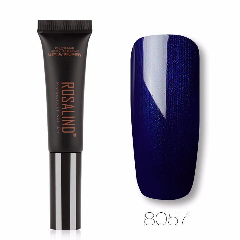 ROSALIND Pq8602 гель лак для ногтей pupa lasting color gel 019 цвет 019 sumptuous mane variant hex name c93a56