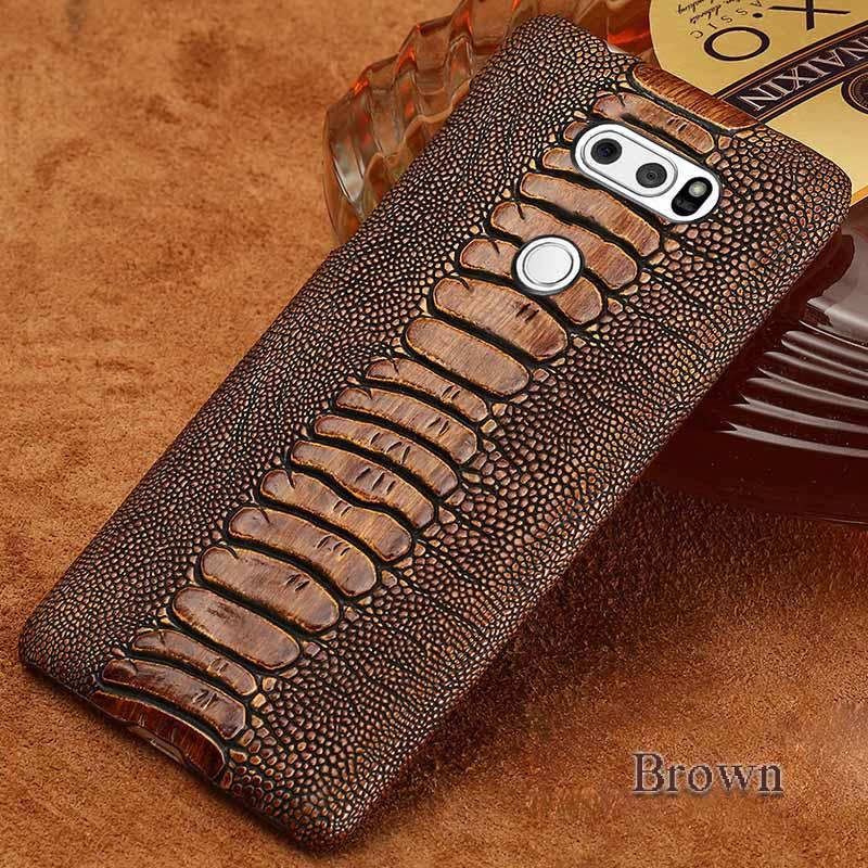 langsidi коричневый LG G4 mooncase litchi skin золото chrome hard back чехол для cover lg g4 браун