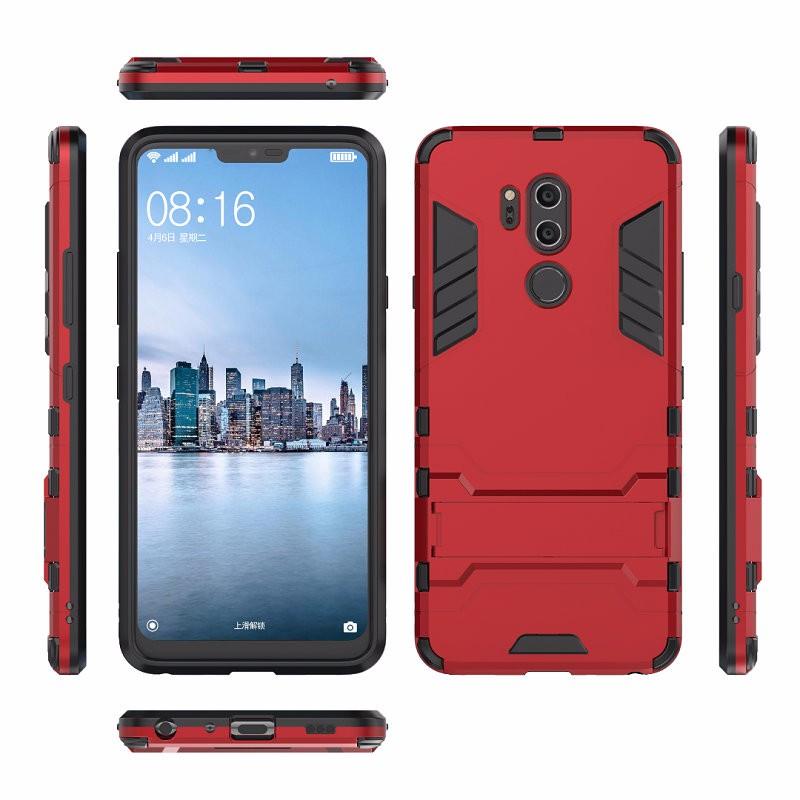 где купить WIERSS красный для LG G7 ThinQ дешево