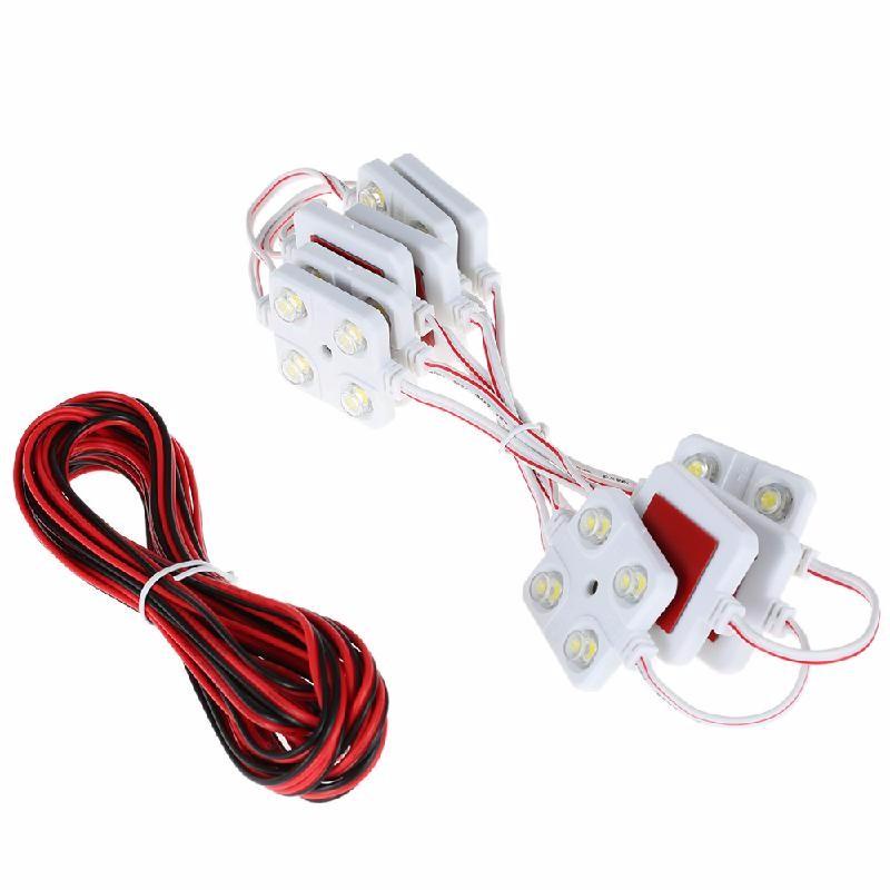 meterk White автомобильная лампа h1 55w white vision 2шт w5w 2шт philips