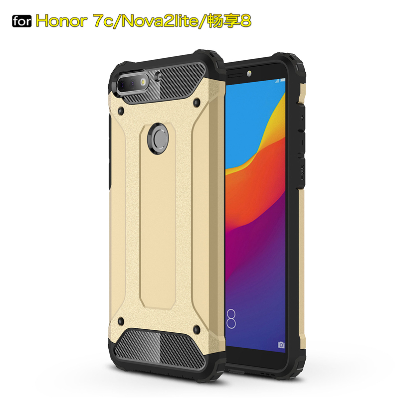 goowiiz Золото HUAWEI Honor 7C  Enjoy 8  Nova 2 Lite  Y7 Huawei Honor 7C
