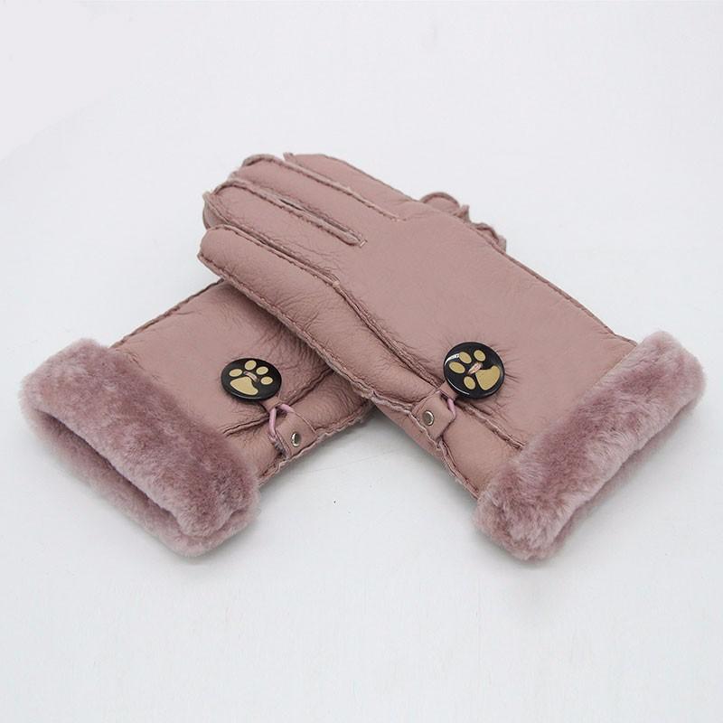 FURART Red Один размер корейский ручная роспись мило женские зимние перчатки exo марк о се хун половина пальцев перчатки 2 пакет почта