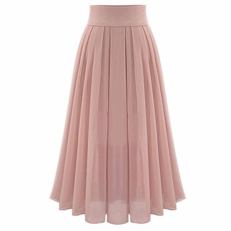 VCEGARI розовый S юбка s cool юбка