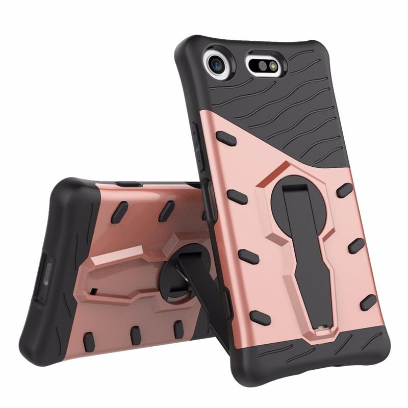 goowiiz красный Sony Xperia XZ1 Compact XZ1 Mini sony xperia mooncase дело м5 гибкие мягкой гель тпу силикон кожу слим прочного дело покрытия горячей розовой