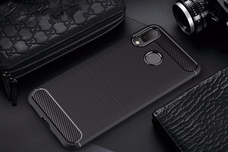WIERSS черный для Asus ZB555KL чехол крышка skinbox slim silicone t s azzb555kl 005 для asus zenfone max m1 zb555kl прозрачный
