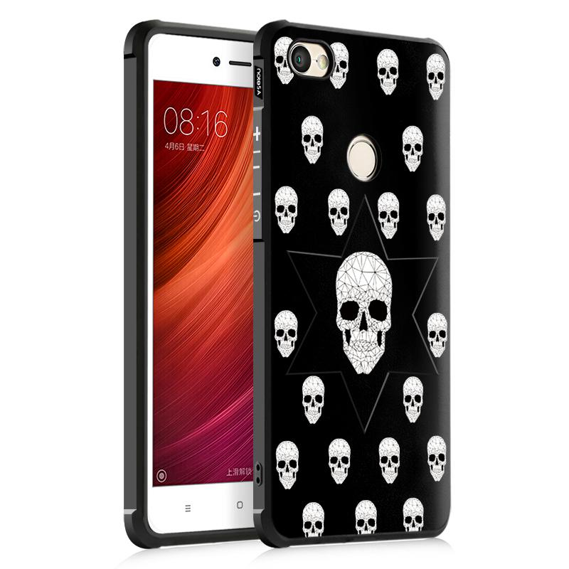 goowiiz Скелет человека Redmi Note 5A Prime сотовый телефон xiaomi redmi note 5a prime 3gb ram 32gb grey