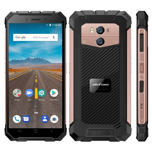 Ulefone Розовое золото 2 Гб ulefone tiger 2gb 16gb smartphone gold