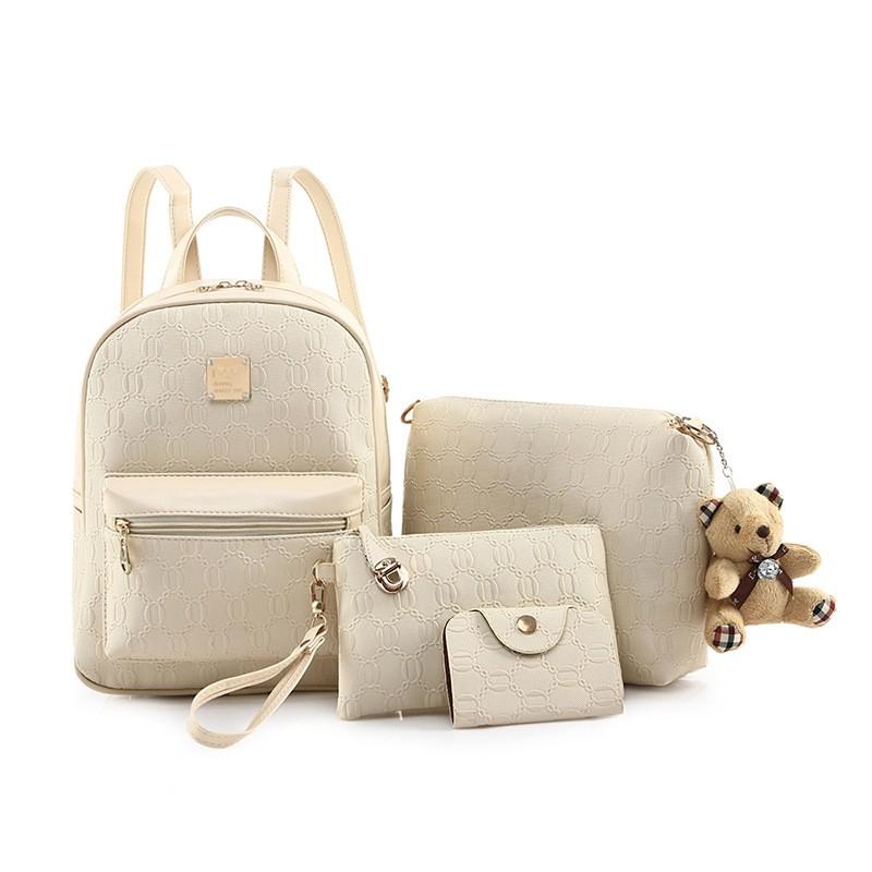 Giantex белый рюкзак женский