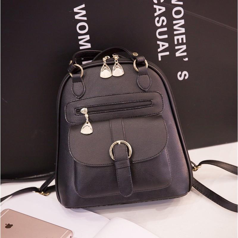 Giantex черный просо минималистский городской рюкзак ноутбук рюкзак досуга пакет