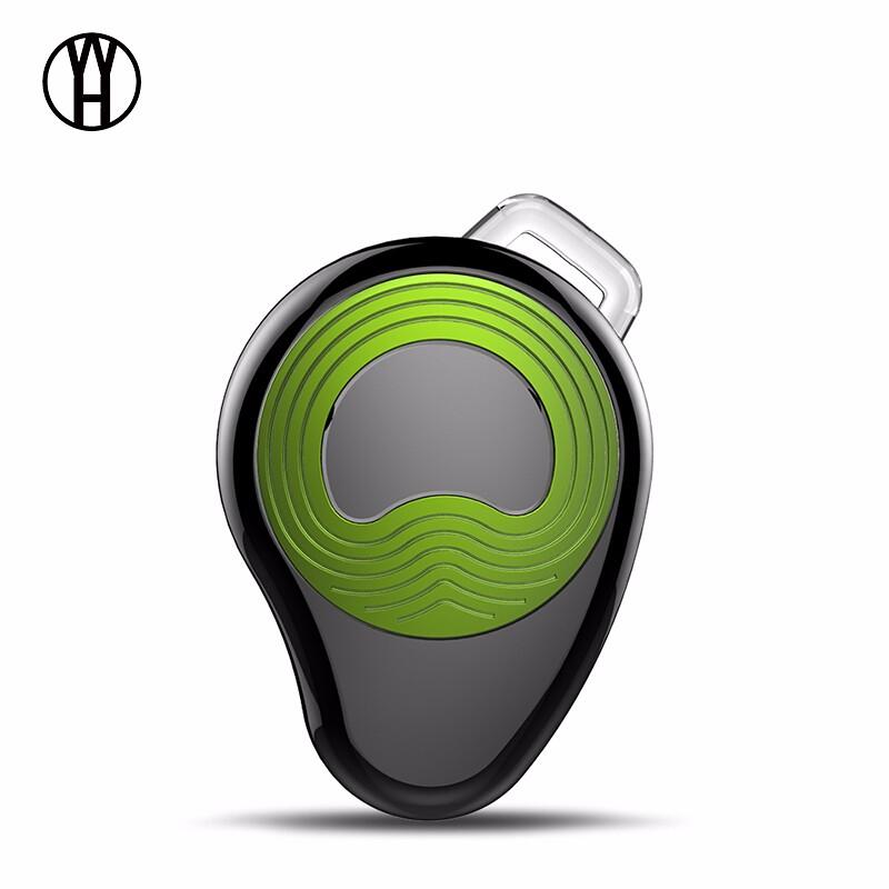 WH черный  зеленый Беспроводная спортивная мини-гарнитура E3 Mini CVC60