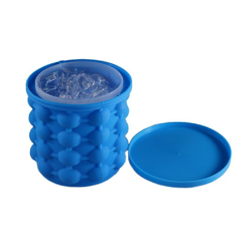 koogeek Настоящий синий automatic dumpling gyoza press maker 7 6cm diameter sized