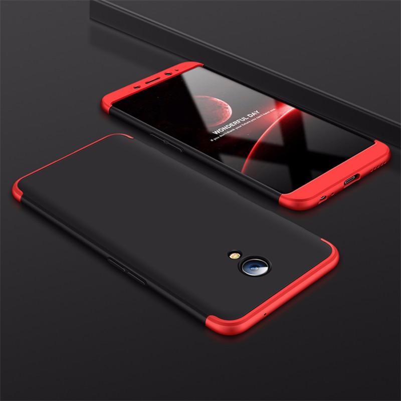 goowiiz Красный черный Meizu M6 Note