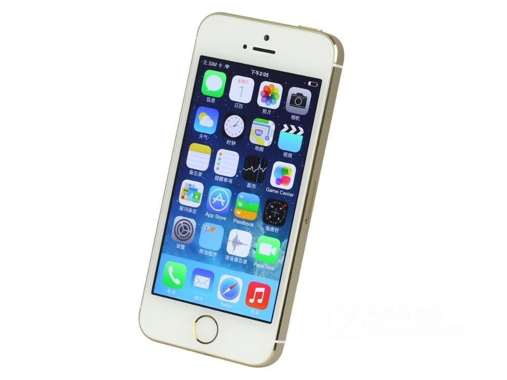 Tissbely White Оригинальные Apple iPhone 5S 4 0 Дюймы