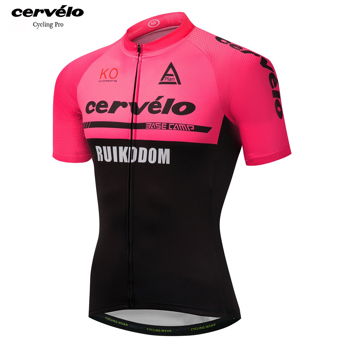 cervelo розовый L polyester summer breathable cycling jerseys pro team italia short sleeve bike clothing mtb ropa ciclismo bicycle maillot gel pad