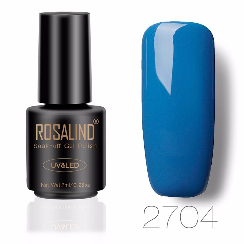 ROSALIND Красивая классическая версия лаки для ногтей golden rose лак для ногтей express dry 60 sec тон 29