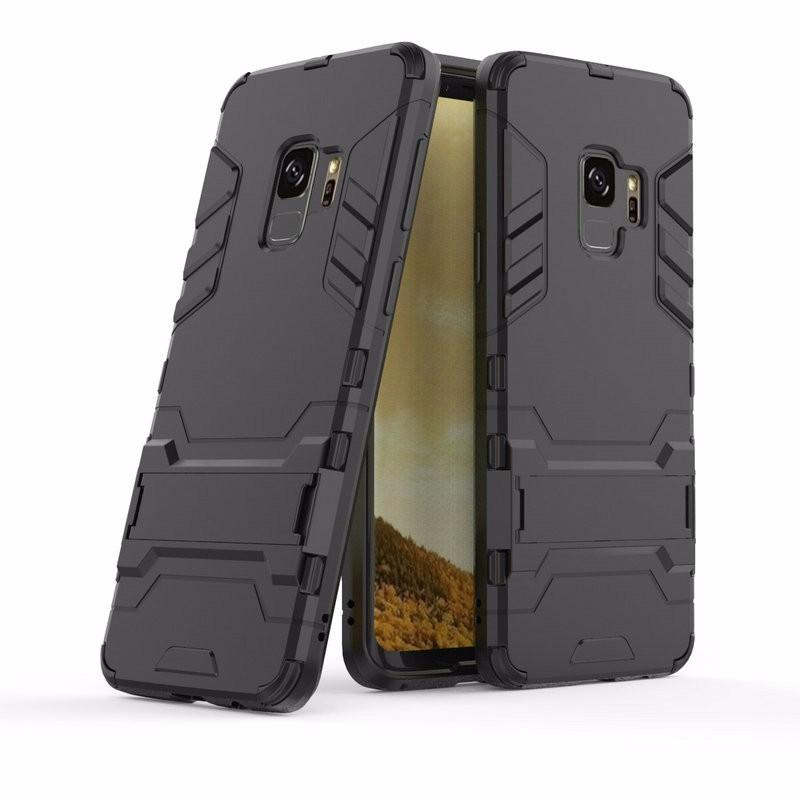 WIERSS черный для Samsung Galaxy S9 Plus для Samsung Galaxy S9 G960 G960F Ударопрочный жесткий чехол для телефона
