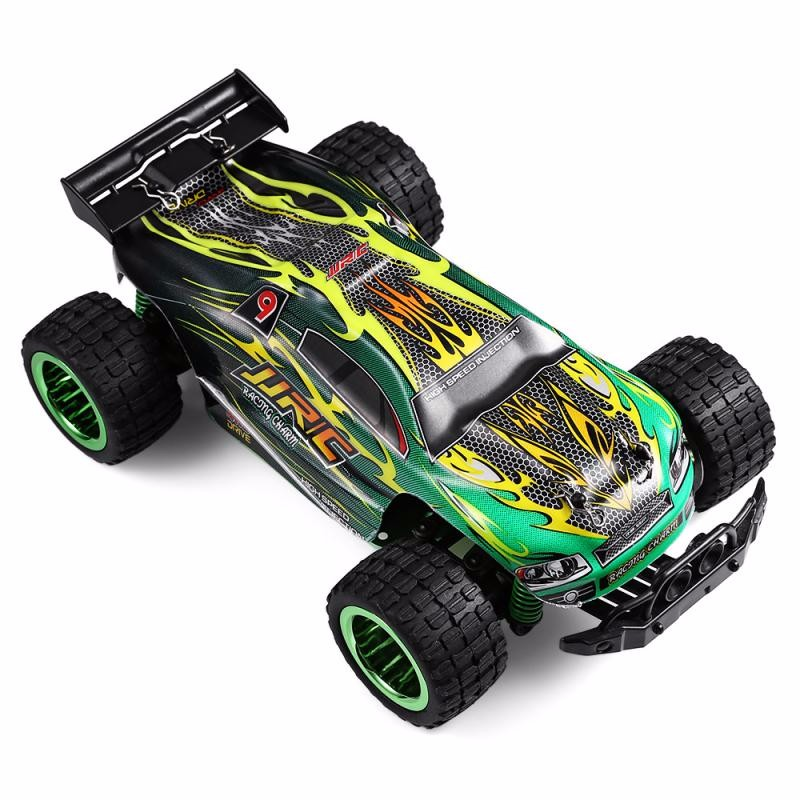 GBTIGER Зеленый jjrc monster q50 rc climbing car rtr gold