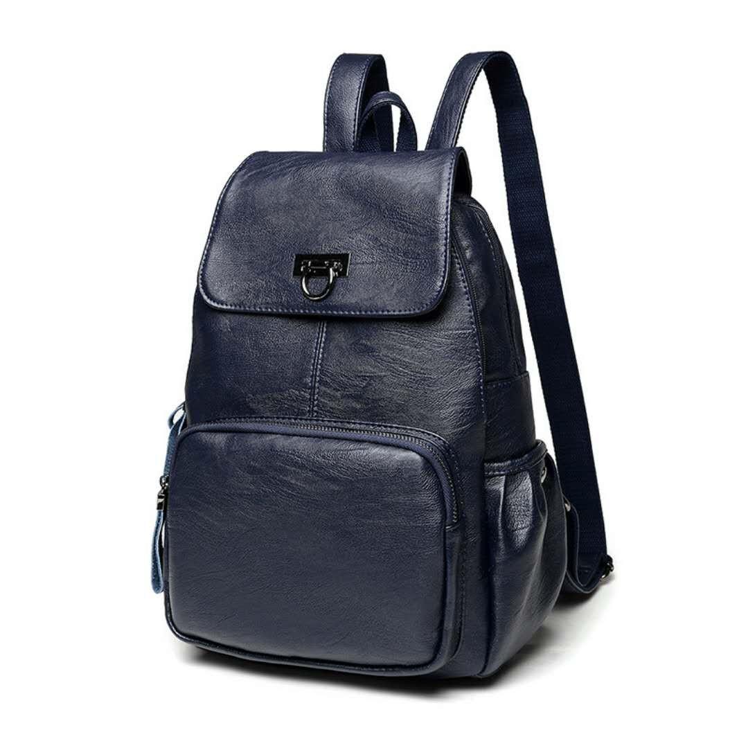 ASLED синий рюкзак женский