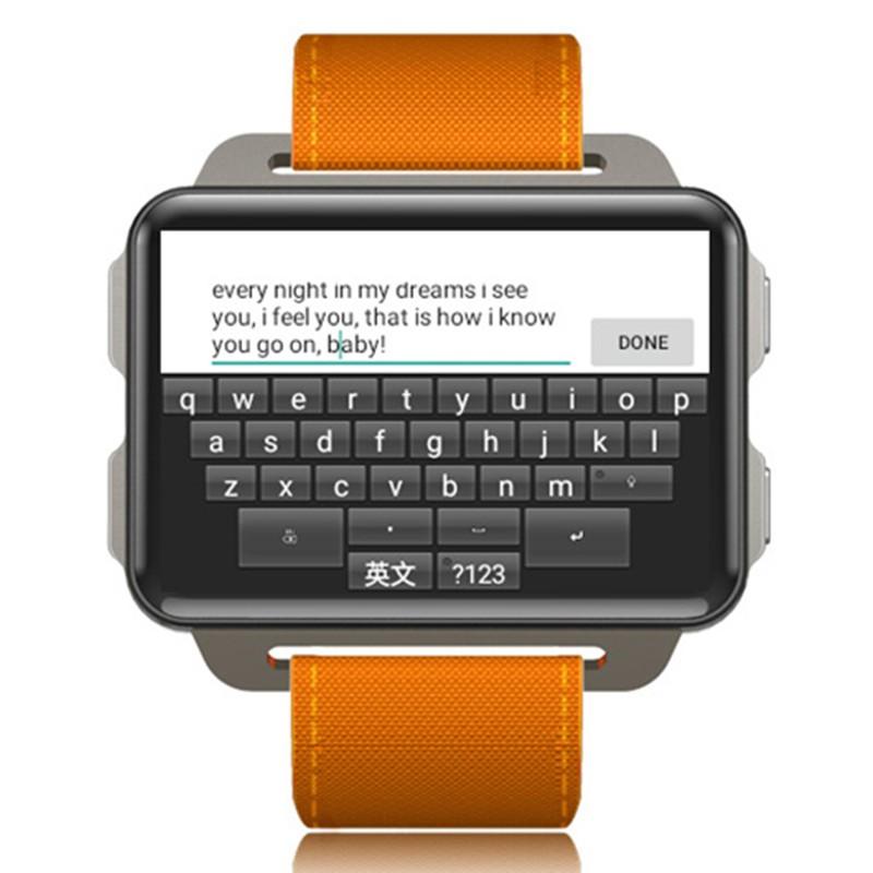 feizhouying оранжевый 42 мм смартфон