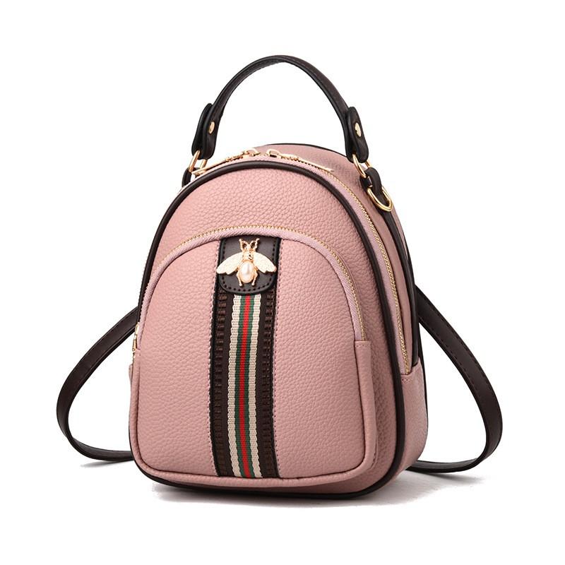 Рюкзак Giantex розовый фото