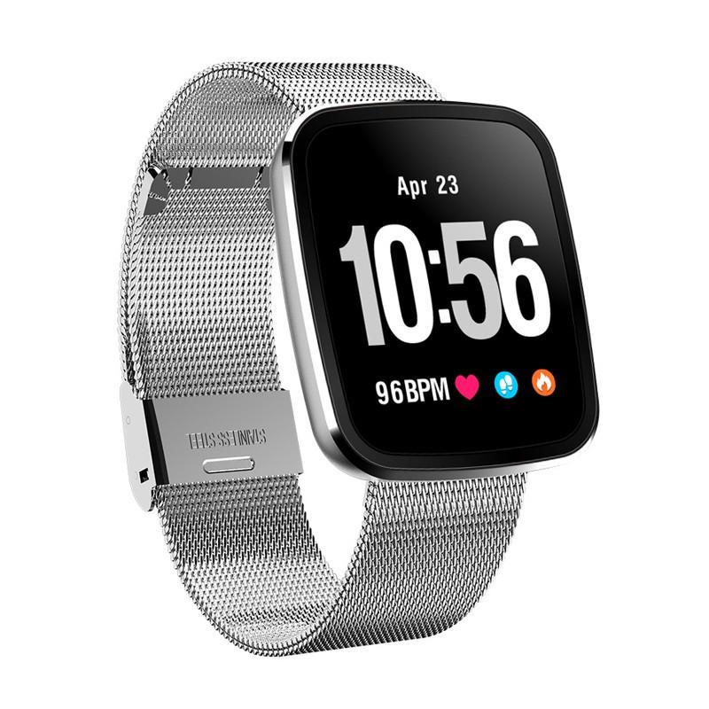 Smart Watch y8 умный браслет 8 умный браслет y2 умный браслет louis will Серебряный Смарт-браслет фото