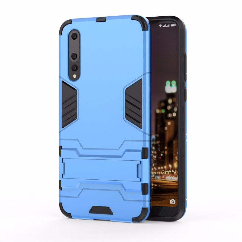 WIERSS синий для Huawei P20 Lite для Huawei P20 Pro CLT-L04 CLT-L09 CLT-L09C CLT-L29 Ударопрочный жесткий чехол