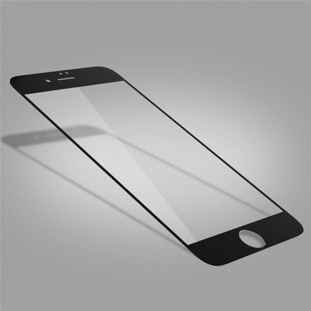 goowiiz черный iPhone 6 6s защитное стекло cozistyle nano flexible glass для iphone 6 plus 6s plus глянцевое