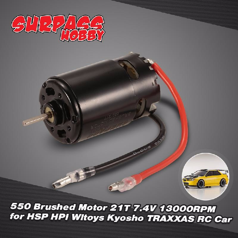GoolRC Black skyrc toro x8s x8st brushless motor for 1 8 rc car off road buggy 2250kv 2350kv hpi hobao kyosho traxxas