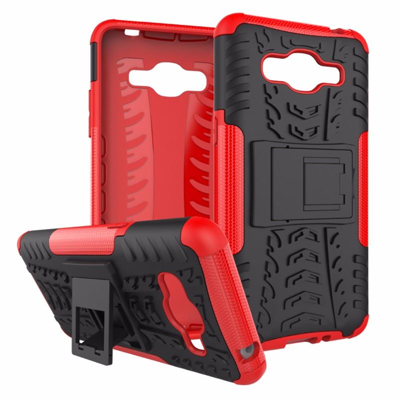 goowiiz красный Samsung Galaxy J2 Prime Grand Prime 2016 G532 чехол для samsung galaxy j2 prime sm g532 skinbox 4people case красный