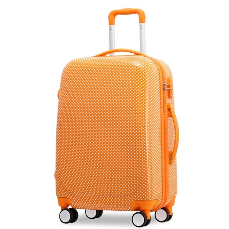 Earth tell желтый 24 дюйма багажники inno