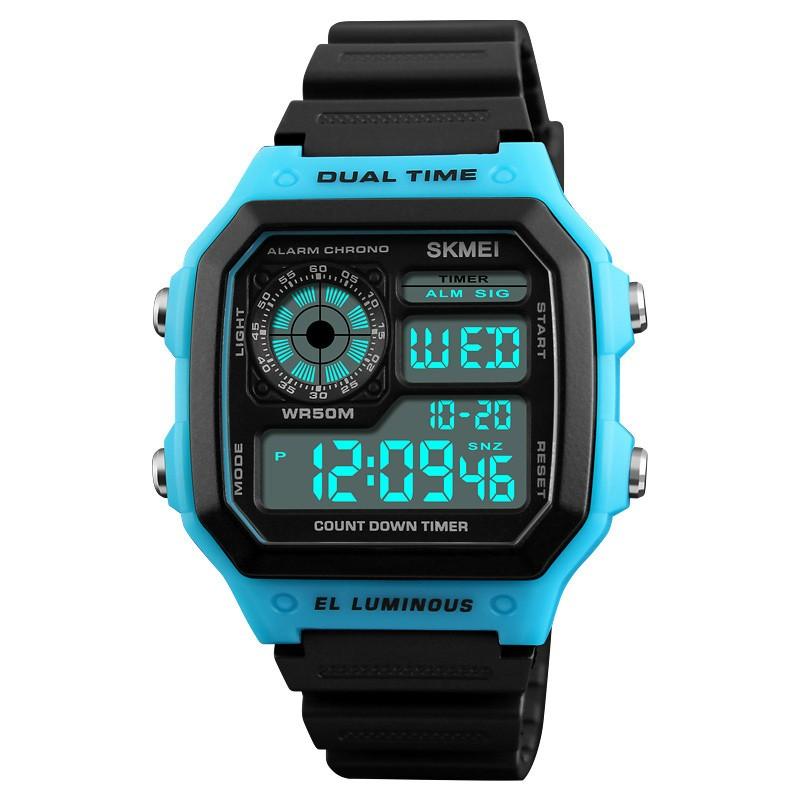 SANDN синий мужские часы mikhail moskvin gepard 1238a11l1
