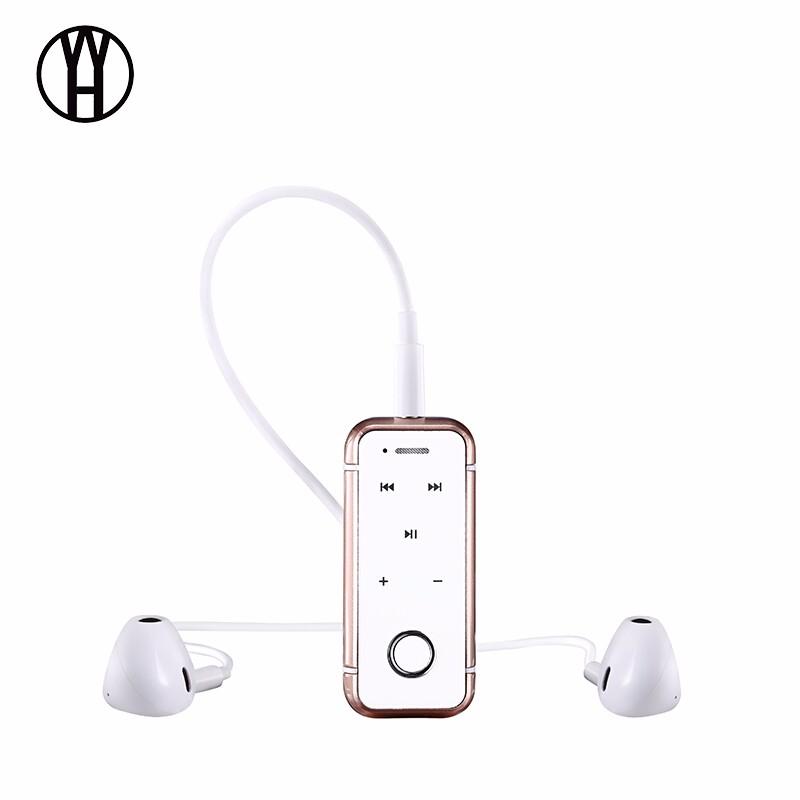 Для обычной офисной работы Bluetooth-гарнитура i6S с микрофоном с микрофоном WH розового золота фото