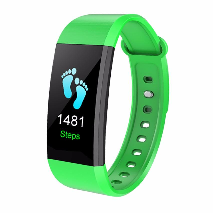 HRAEFN Зеленый z8 кровяное давление watch blood oxygen heart rate monitor smart bracelet fitness tracker wristband watch