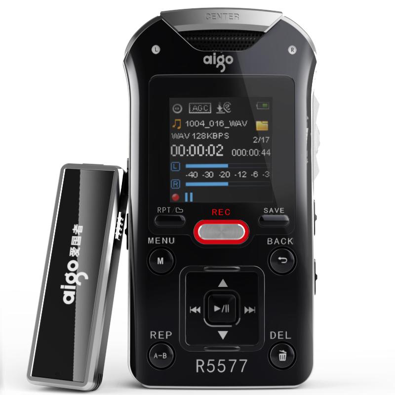 aigo R5577 черный 16GB дефолт aigo r6611 8g розовый дефолт
