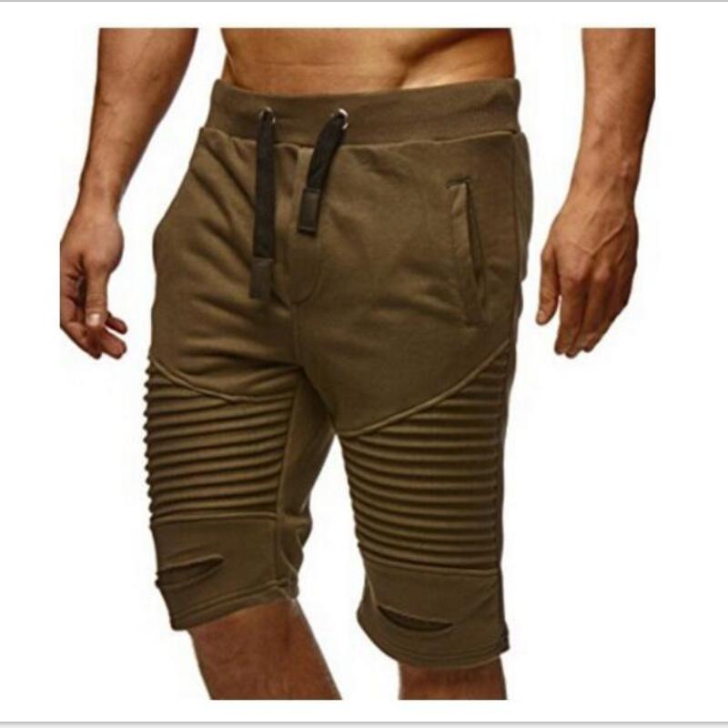 Мужская мода шорты летом шорты shortpants sportshort пляж шорты Xuanxuan diary Светлый бельевый цвет Номер XXL фото