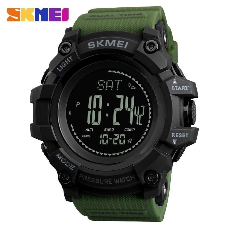 SKMEI Зеленый skmei relogio sk1025