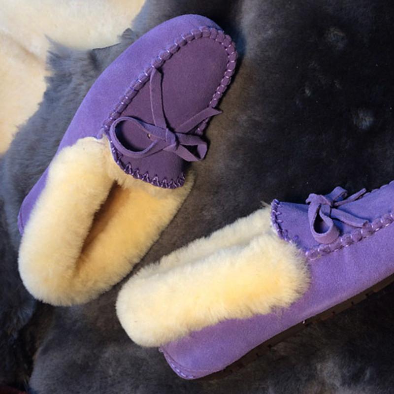 NINGUTA Фиолетовый цвет 38 лоферы hes trend лоферы