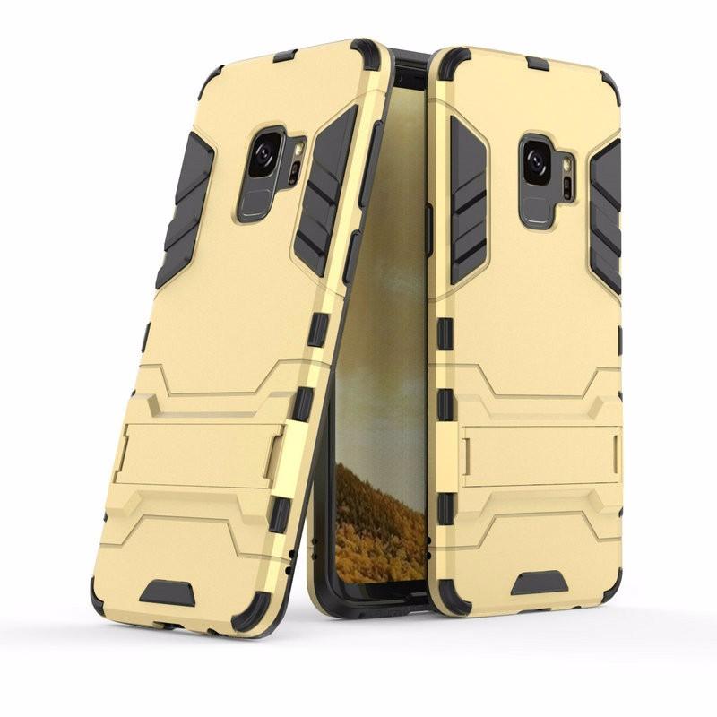 WIERSS Золото для Samsung Galaxy S9 Plus для Samsung Galaxy S9 G960 G960F Ударопрочный жесткий чехол для телефона