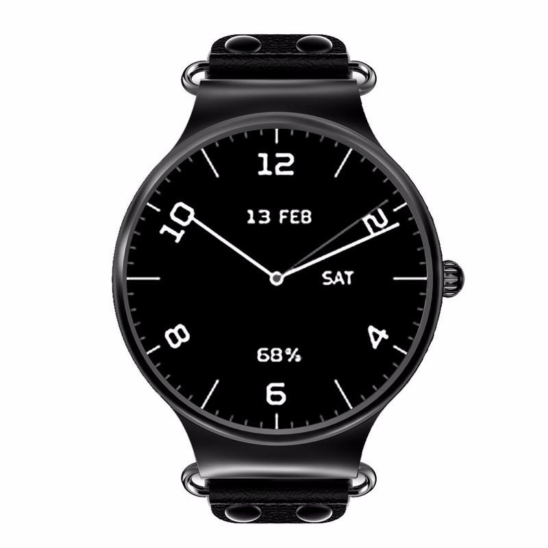 chkj черный 42 мм slimy k98h sim smart watch heart rate monitor smartwatch android 4 4 mtk6572a pedometer bracelet with 3g gps smartwatch stock