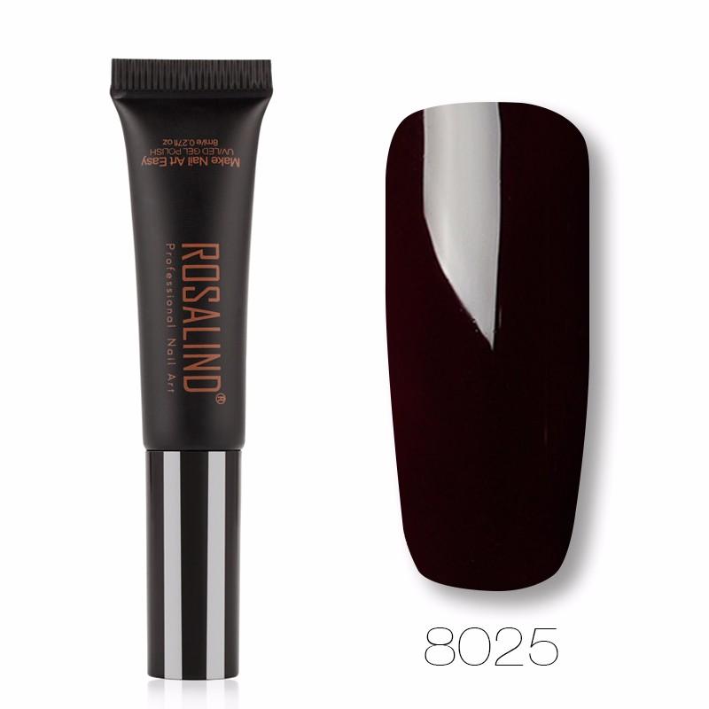 ROSALIND Бежевый гель лак для ногтей pupa lasting color gel 019 цвет 019 sumptuous mane variant hex name c93a56
