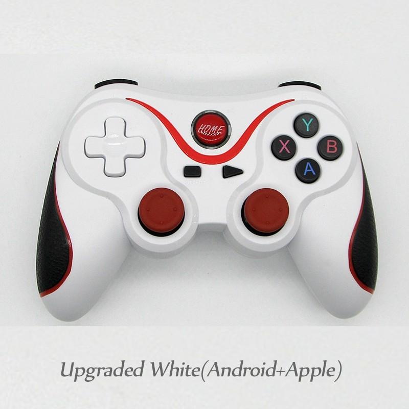 Беспроводной геймпад беспроводной геймпад геймпад интеллектуальный беспроводной JYSS Модернизированный белый Android Apple фото