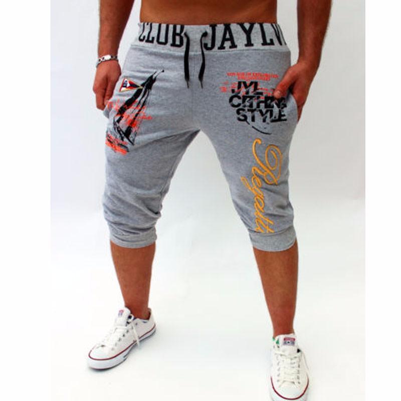 Летние шорты короткие штаны случайных штаны плюс размер мужчины шорты mensshorts Xuanxuan diary Серый цвет Номер XS фото