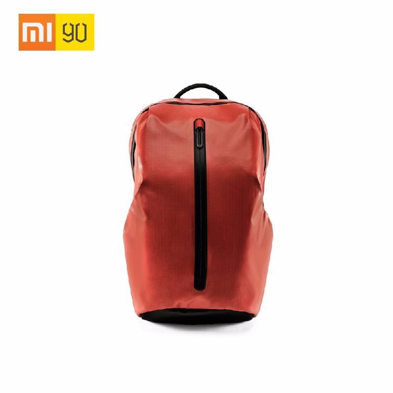 TOMSHOO оранжевый универсальный new men business laptop backpack waterproof nylon casual computer student school bags rucksack travel notebook knapsack case 15