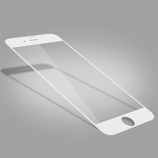 goowiiz белый iPhone 6 6s защитное стекло cozistyle nano flexible glass для iphone 6 plus 6s plus глянцевое