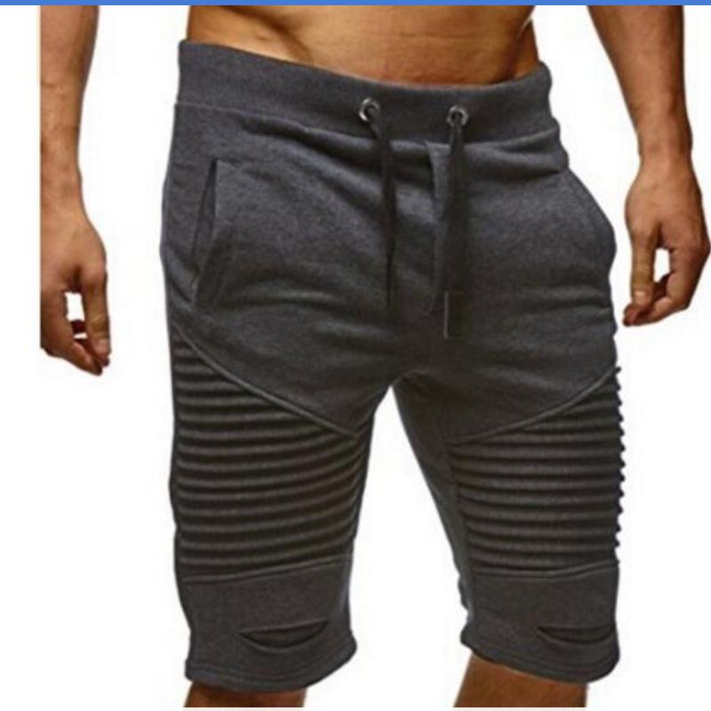 Мужская мода шорты летом шорты shortpants sportshort пляж шорты Xuanxuan diary Серый цвет Номер XS фото