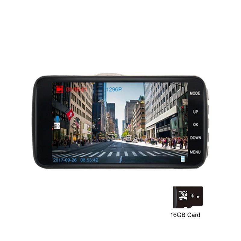 Junsun 16GB TF карта Нет камеры заднего вида