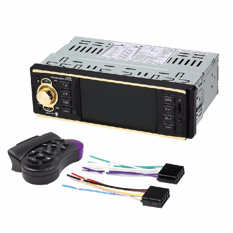 Автомобильный аудиоплеер meterk Black фото
