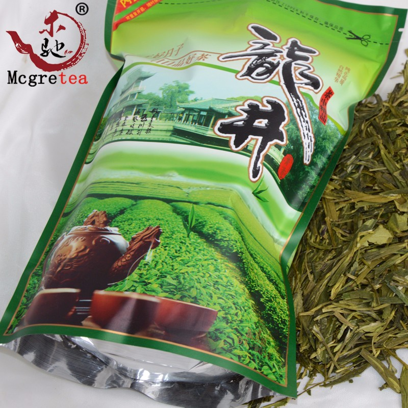 mcgretea chinese green 250g canned sparrow green tea sichuan sparrows tea f231